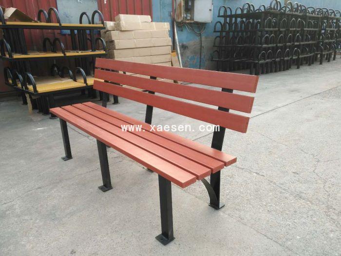 铁艺公园座凳