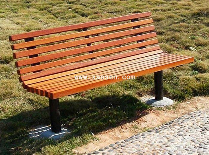 樟子松防腐木座椅