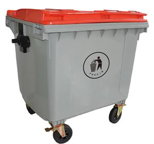 西安1100升塑料垃圾桶