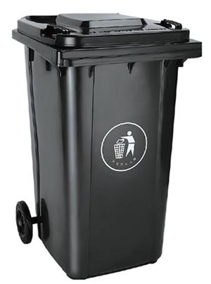 西安360升塑料垃圾桶